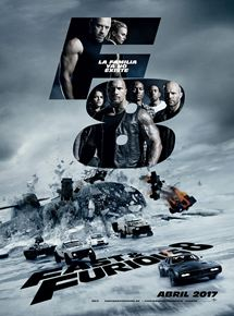 CINE: FAST AND FURIOUS 8 - 1