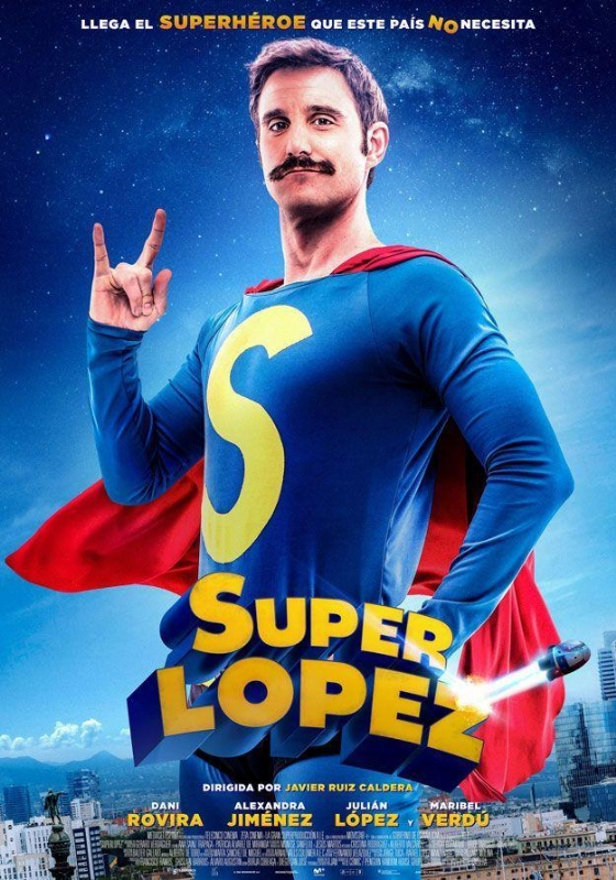 "CINE: ""SUPERLÓPEZ"" - 1"