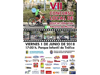 VII CONCURSO LOCAL DE EDUCACIÓN VIAL