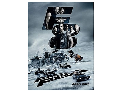 CINE: FAST AND FURIOUS 8
