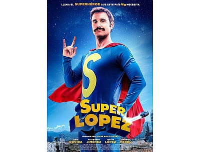 "CINE: ""SUPERLÓPEZ"""