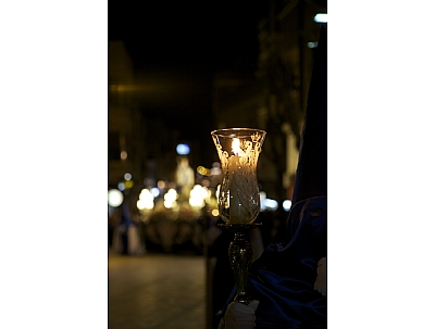 ALHAMA'S HOLY WEEK: FROM THE INSIDE