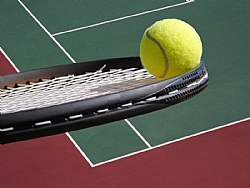 MAYOS 2018: Tennis Tolurnament