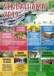 Change of date on the third hiking route of Sendalhama 2019