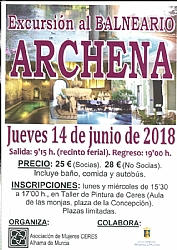 Trip to Archena Spa