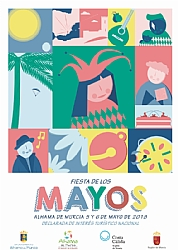 Programme of the Fiesta de los Mayos 2018