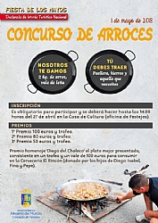 LOS MAYOS 2018: XXV Concurso de Arroces