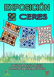 Opening of the exxhibition of Ceres