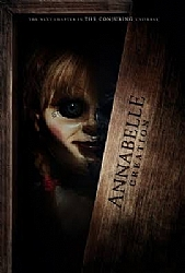 CINE: ANNABELLE 2 - CREATION