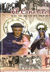 FIESTAS DE EL CAÑARICO 2019: Mass and procession