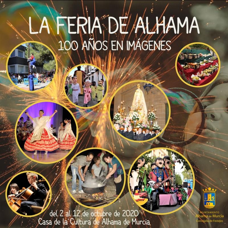 FERIA 2020: Exposición 'La feria de Alhama, 100 años en imágenes'. - 1
