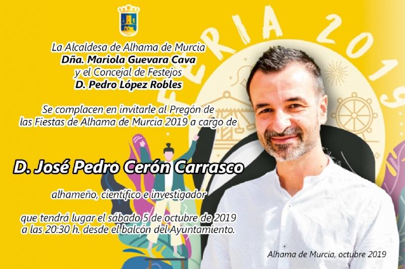 FERIA 2019: PREGÓN, CHUPINAZO Y ENCENDIDO DE LA ILUMINACIÓN - 1