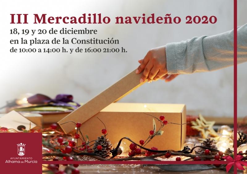 NAVIDAD 2020: III MERCADILLO NAVIDEÑO  - 1