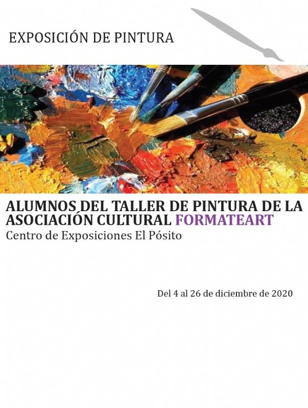 EXPOSICIÓN DE PINTURA FORMATEART - 1