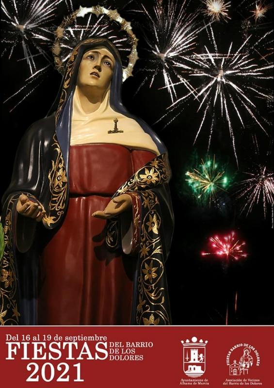 FIESTAS DEL BARRIO DE LOS DOLORES 2021: Festividad de Ntra. Sra. de los Dolores - 1