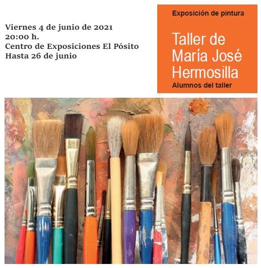 EXPOSICIÓN DE PINTURA: TALLER DE MARÍA JOSÉ HERMOSILLA - 1