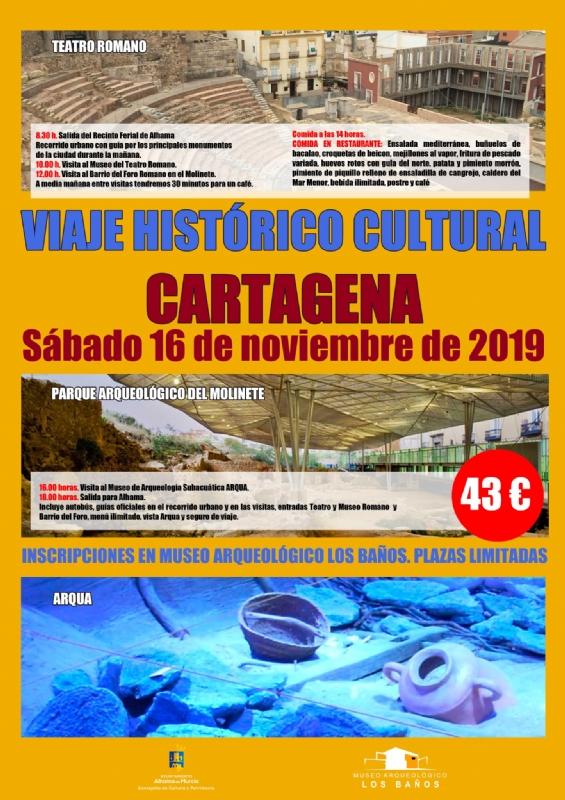VIAJE CULTURAL A CARTAGENA - 1