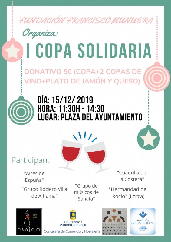 NAVIDAD 2019: I COPA SOLIDARIA - 1