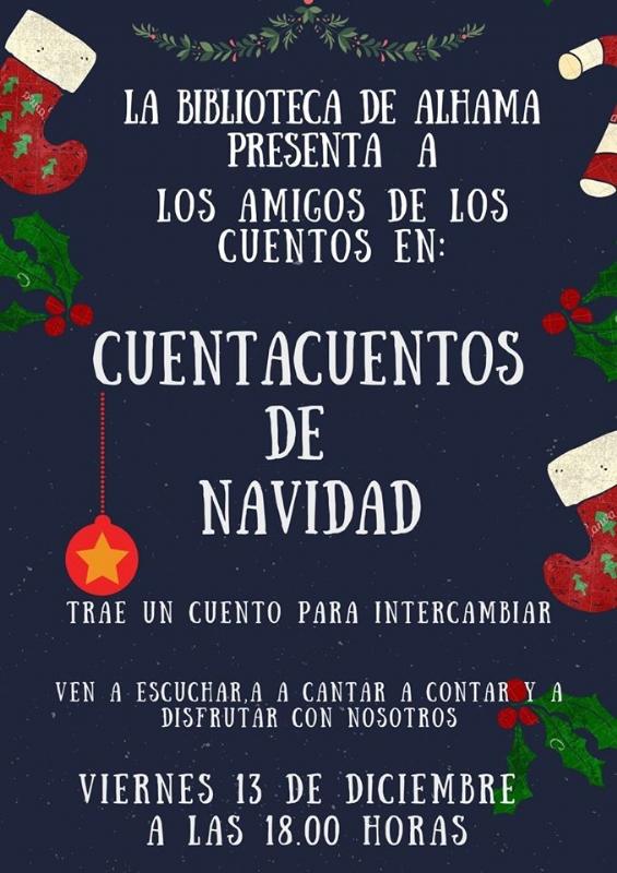 NAVIDAD 2019: CUENTACUENTOS DE NAVIDAD - 1
