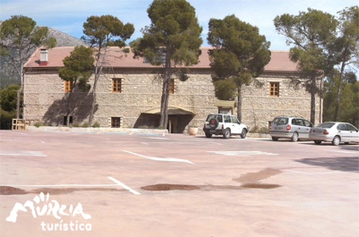 New opening time of the Visitors Centre of Sierra Espuña