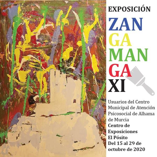 EXPOSICIÓN ZANGAMANGA XI - 1