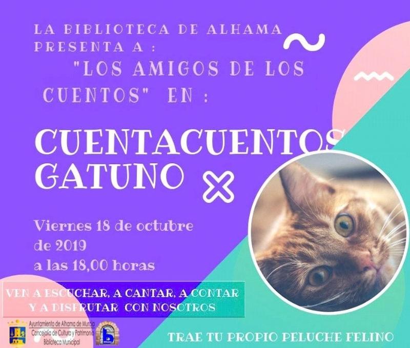 CUENTACUENTOS GATUNO - 1