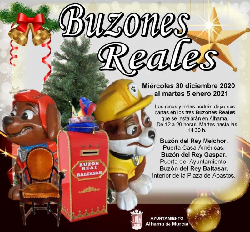 NAVIDAD 2020: BUZONES REALES - 1