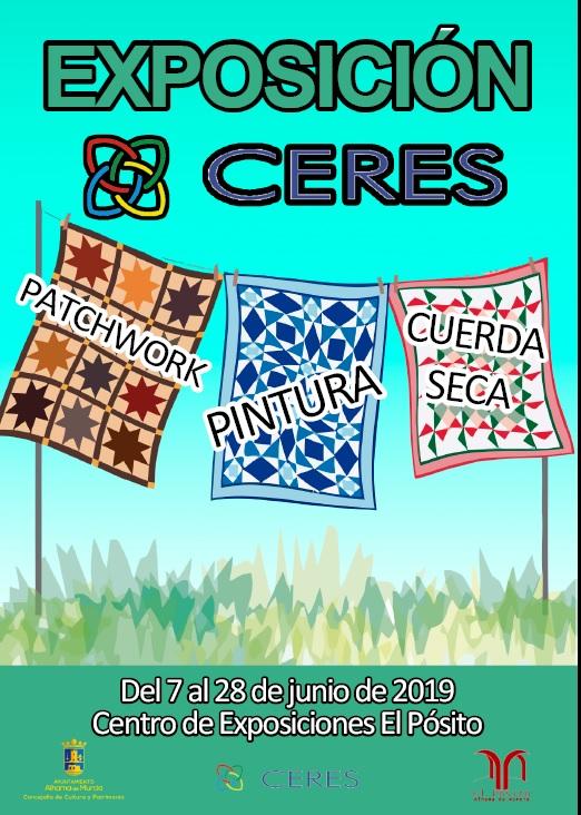 Inauguración de la exposición de Ceres - 1