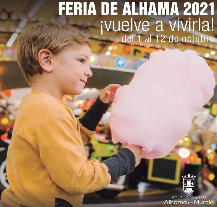 FERIA 2021: RUTA SENDERISTA FERIA DE ALHAMA - 1