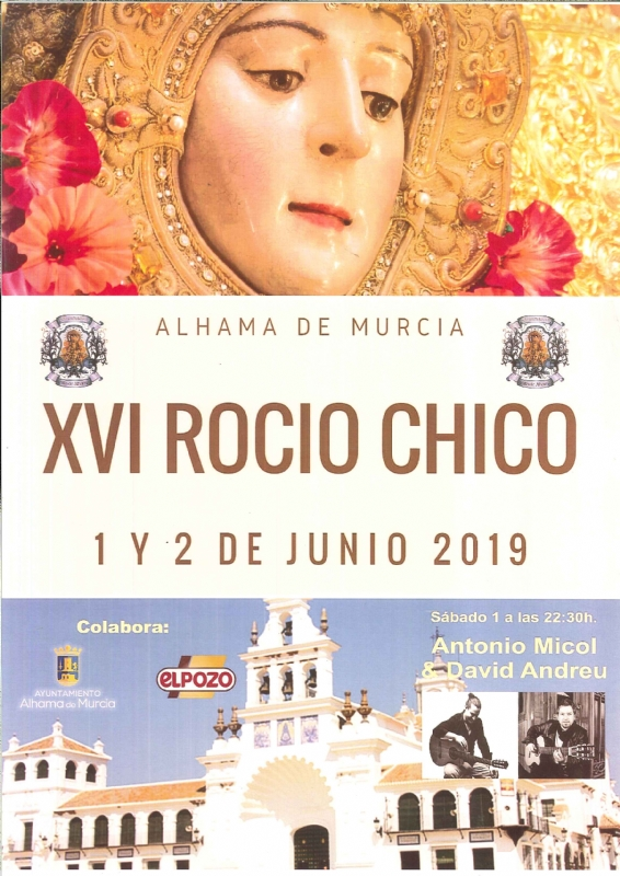 16th ROCIO CHICO: Opening of the venue