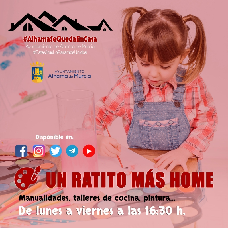 UN RATITO MÁS HOME - 1