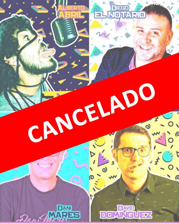 ATTENTION --> CANCELLED: Los Fantásticos 90 Cómicos de otra época
