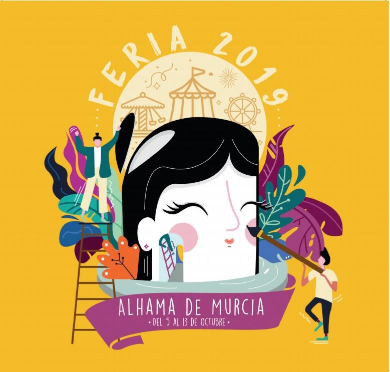 FERIA 2019: Recepción Homenaje a las Peñas de Alhama - 1