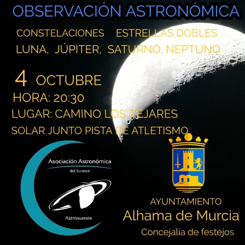 FERIA 2019: Sesión de astronomía - 1