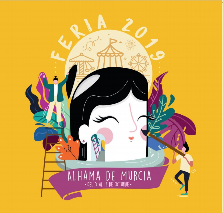 FERIA 2019: Apertura de las CARPAS DE LAS PEÑAS - 1