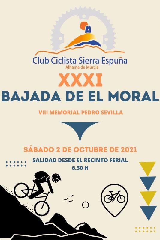 FERIA 2021: XXXI BAJADA DE EL MORAL EN BICICLETA - 1