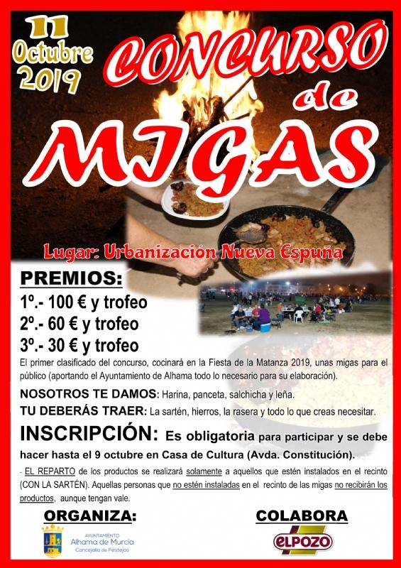FERIA 2019: CONCURSO DE MIGAS - 1