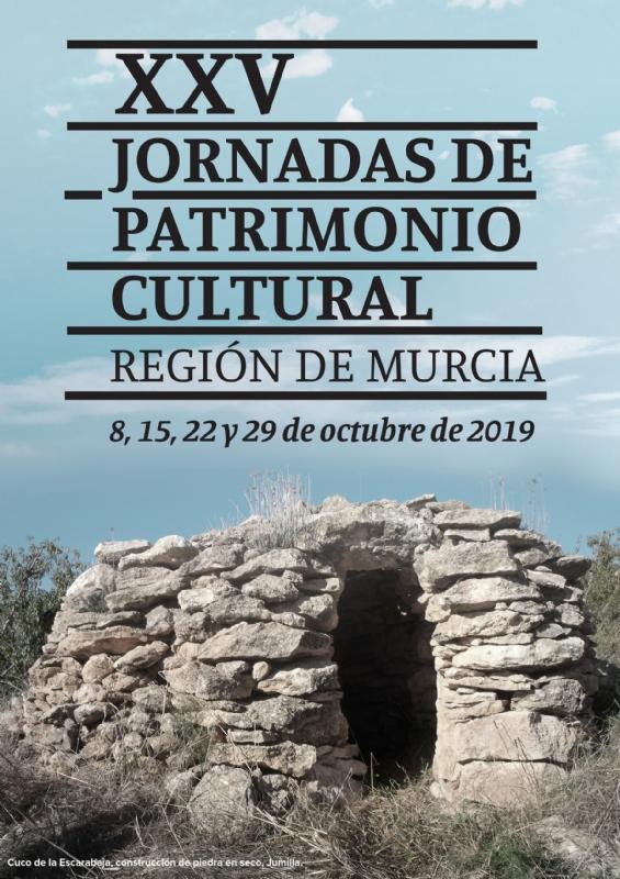 XXV JORNADAS DE PATRIMONIO CULTURAL - 1