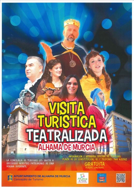 VISITA TEATRALIZADA GRATUITA - 1