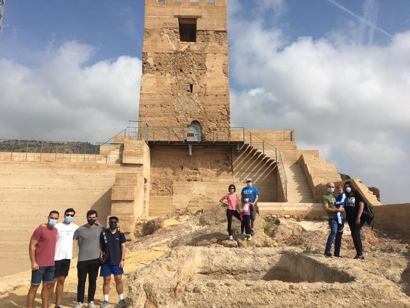 MEETINGS AT THE CASTLE - Visita guiada al Castillo en inglés - 1