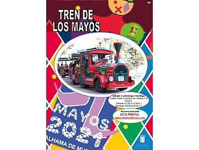 MAYOS 2021 : TREN DE LOS MAYOS