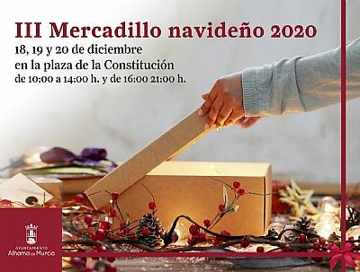 NAVIDAD 2020: III MERCADILLO NAVIDEÑO