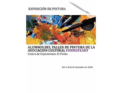 EXPOSICIÓN DE PINTURA FORMATEART