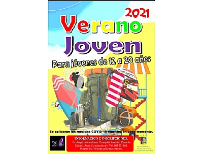 VERANO JOVEN 2021: Carrera de Karts