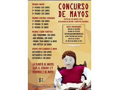 MAYOS 2021: CONCURSO DE MAYOS
