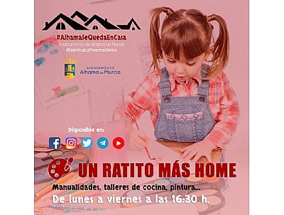 UN RATITO MÁS HOME
