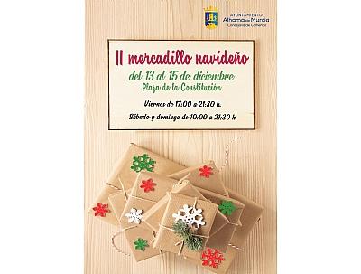 NAVIDAD 2019: MERCADILLO NAVIDEÑO
