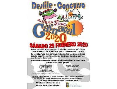 CARNAVAL 2020: DESFILE - CONCURSO