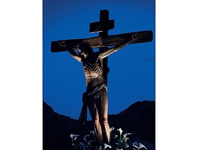SEMANA SANTA 2019: Procesión de las Siete Palabras y del Sepulcro de Cristo.