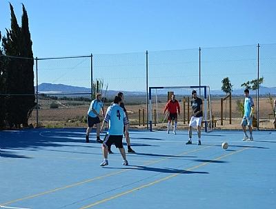 FIESTAS DE LAS CAÑADAS 2019: Fútbol Sala